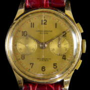 Chronograph Suisse aranytokos karóra
