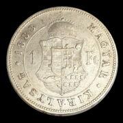 Ezüst 1 Forint 1883 KB Ferenc József