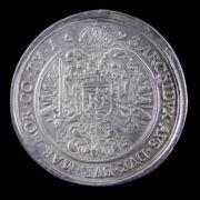 I. Lipót ezüst tallér 1693 KB