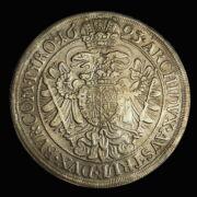 I. Lipót császár ezüst tallér 1693 Bécs