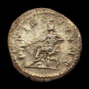 Római ezüst érme - Herennius Etruscus ezüst antoninianus