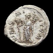 Római ezüst érme - Severus Alexander császár ezüst denár
