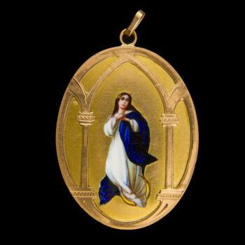 Mária medál