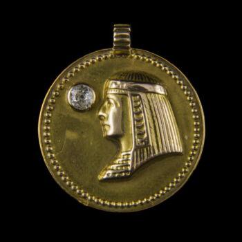 Kleopátra medál