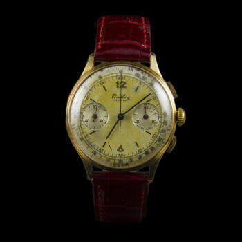 Breitling Premier arany tokos karóra
