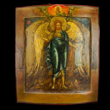 Keresztelő Szent János ikon