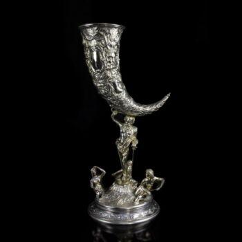 Hanaui ezüst bőségszaru