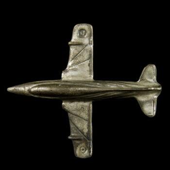ezüst mini vitorlázó repülő