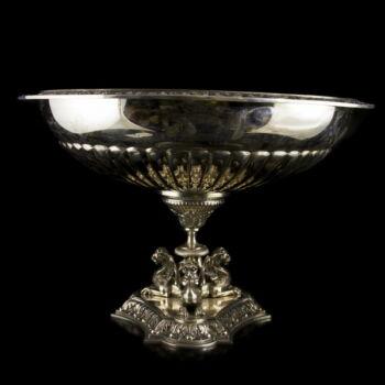 Ezüst asztalközép