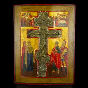 Jézus Krisztus halála ikon