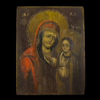 Kazányi Istenanya ikon