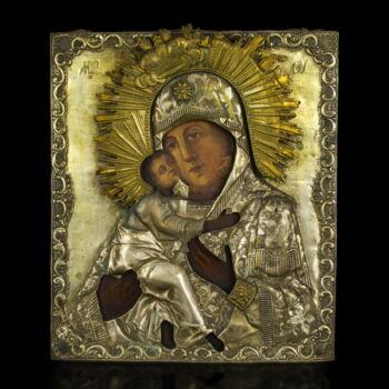 Szűz Mária Istenanya ikon