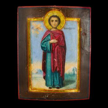 Szent Bonifác ikon