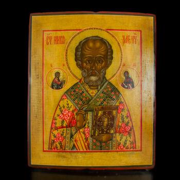 Szent Miklós ikon