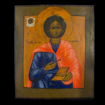Szent Pantaleon ikon