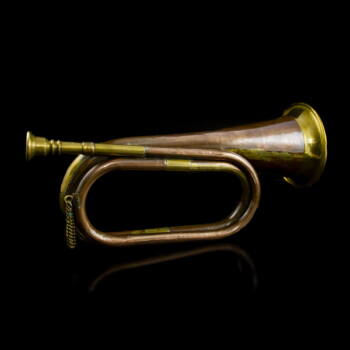 Réz trombita