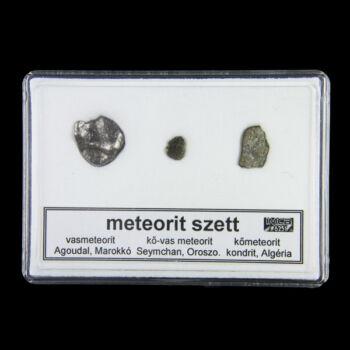 Meteorit szett: 3 db-os