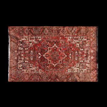 Heríz perzsa szőnyeg