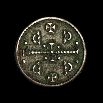 II. Géza magyar király (1141-1162) ezüst denár