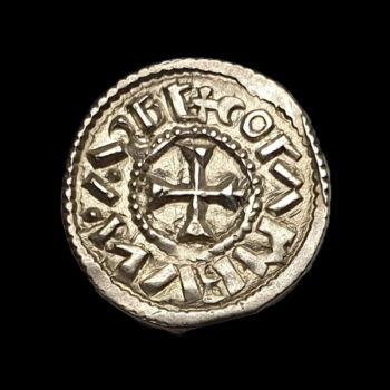 Kálmán magyar király (1095-1116) ezüst denár