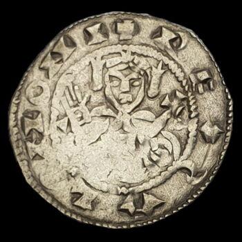 Salamon magyar király (1063-1074) ezüst denár