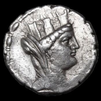 Ókori görög ezüst érme - Laodicea ezüst tetradrachma