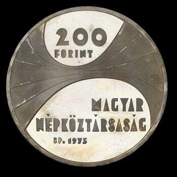 200 Ft 1975 Magyar Tudományos Akadémia