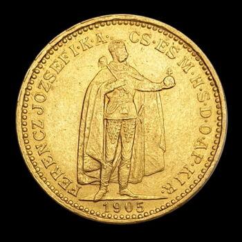 20 Korona 1905 Ferenc József