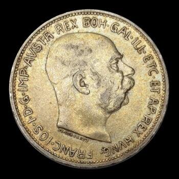 2 Corona 1913 Ausztria Ferenc József