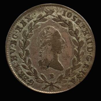 II. József 20 Krajcár 1785 B