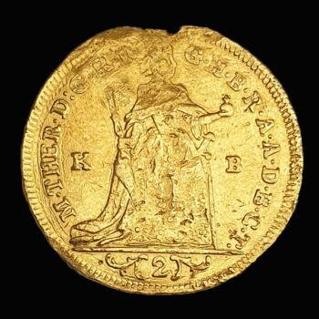 Mária Terézia 2 Dukát 1765 Körmöcbánya