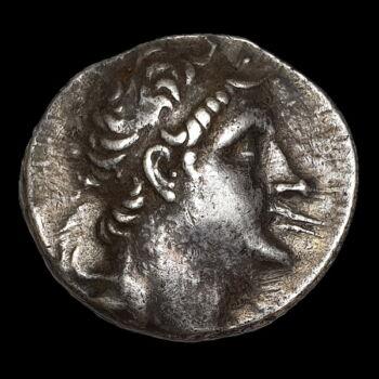 III. Nicodemes Euergetes ezüst tetradrachma