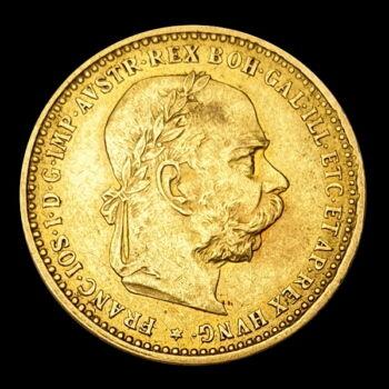 10 Corona 1896 Ferenc József