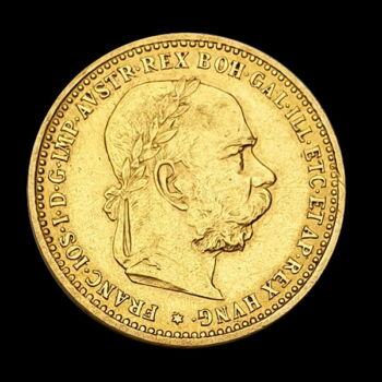 10 Corona 1905 Ferenc József