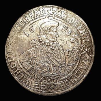 I. Johann Philip szász ezüst tallér 1623