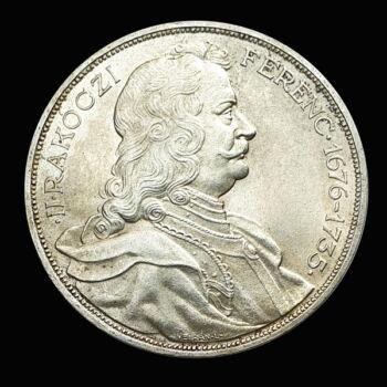 2 Pengő 1935 Rákóczi