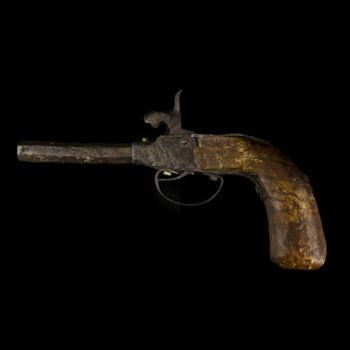 Revolver (hatástalanított)