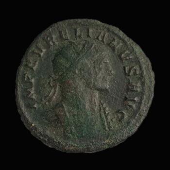 Aurelianus római császár antoninianus
