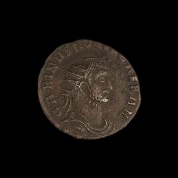 Carinus római császár antoninianus - SAECVLI FELICITAS