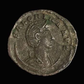 Salonina római császárné antoninianus - VENVS AVG
