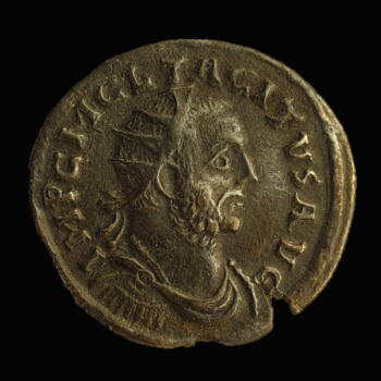Tacitus római császár antoninianus - PROVIDEN AVG