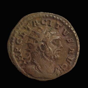 Tacitus római császár antoninianus - SALVS AVG