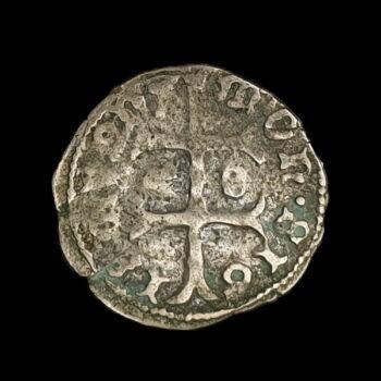 Luxemburgi Zsigmond magyar király (1387-1437) ezüst denár