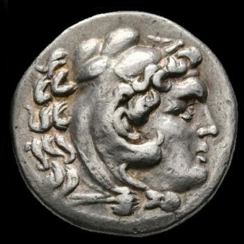 Ókori görög ezüst tetradrachma