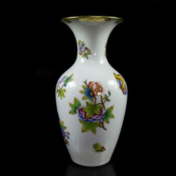 Herendi Viktória-mintás váza