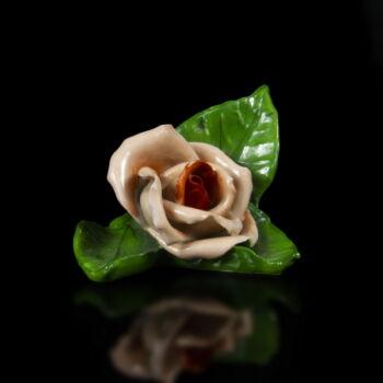 Herendi porcelán rózsa (1941)