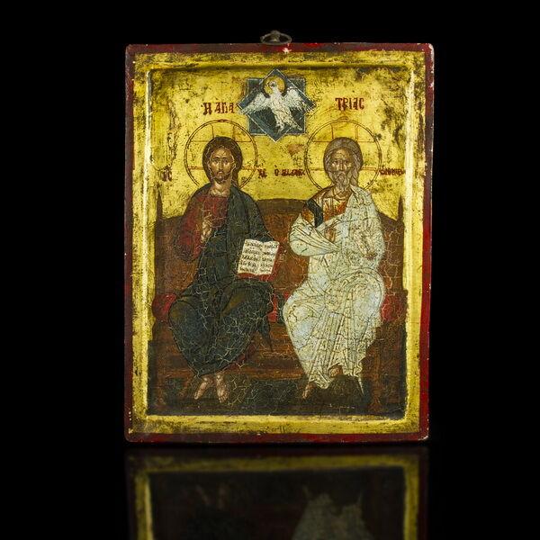 Görög Szentháromság ikon