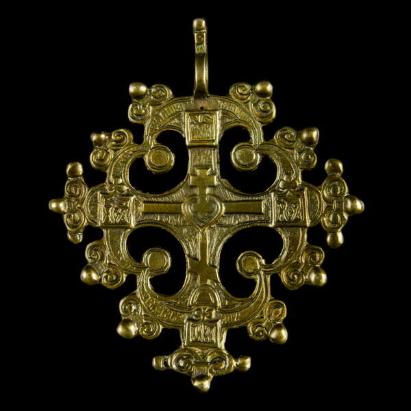 Ortodox kereszt függő