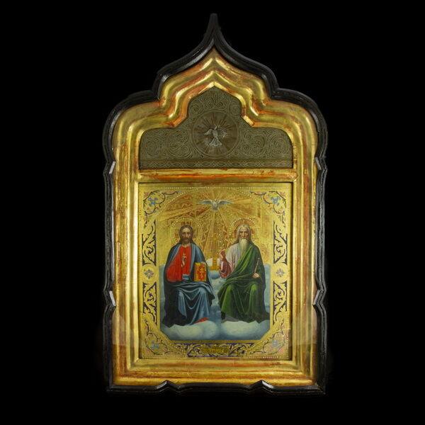 Szentháromság ikon