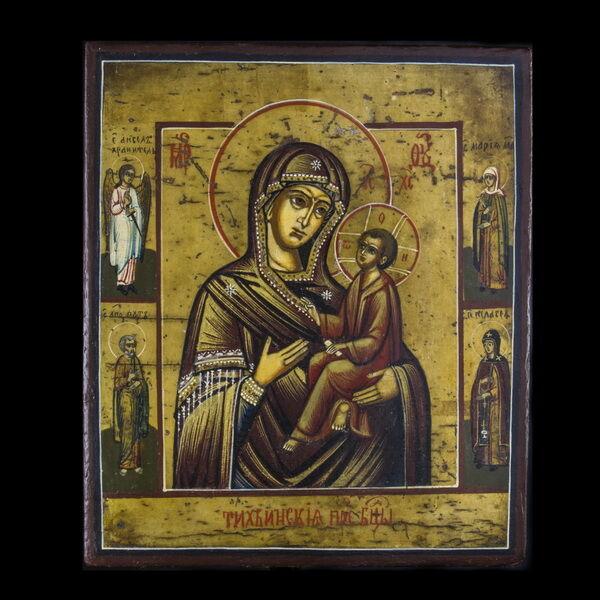 Tyichvini Istenanya ikon